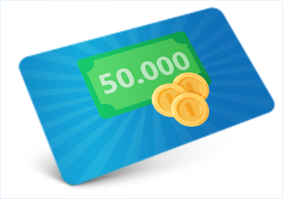 50.000 LabyCoins